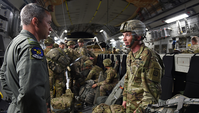 McChord demonstrates coalition collaboration