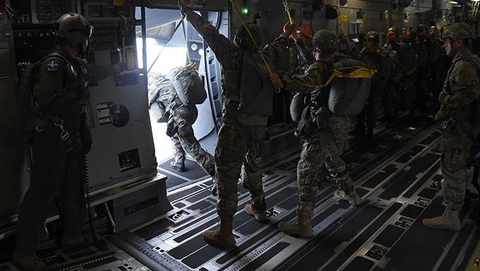 Teamwork key to 62nd AW success at Central Accord 2016