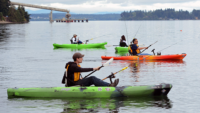 Heroes on the Water come to JBLM
