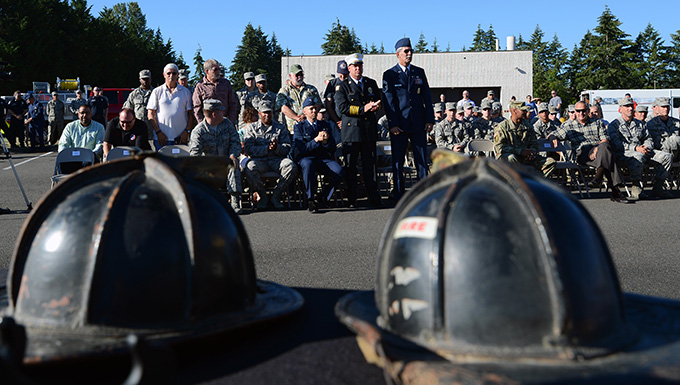 Team McChord firefighters leave legacy