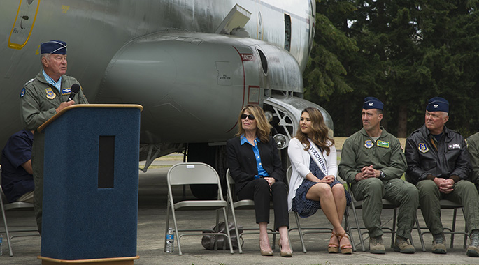 Tacoma Starlifter' historic POW service remembered