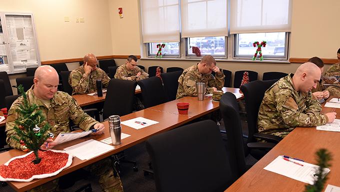 Service Members Take Part in T2 Beta Testing